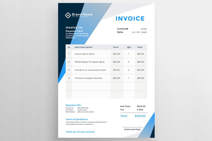 Format Invoice Yang Benar Membuat Perusahaan Anda Makin Terlihat Profesional Xendit