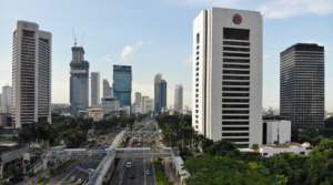 Jakarta during covid