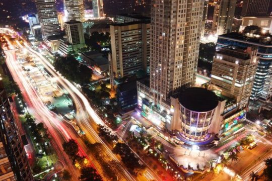 Jakarta business district
