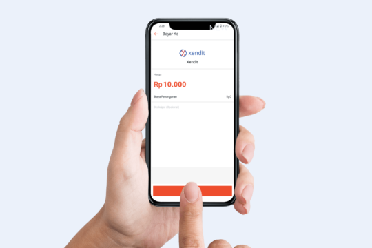 Making ShopeePay payments with Xendit